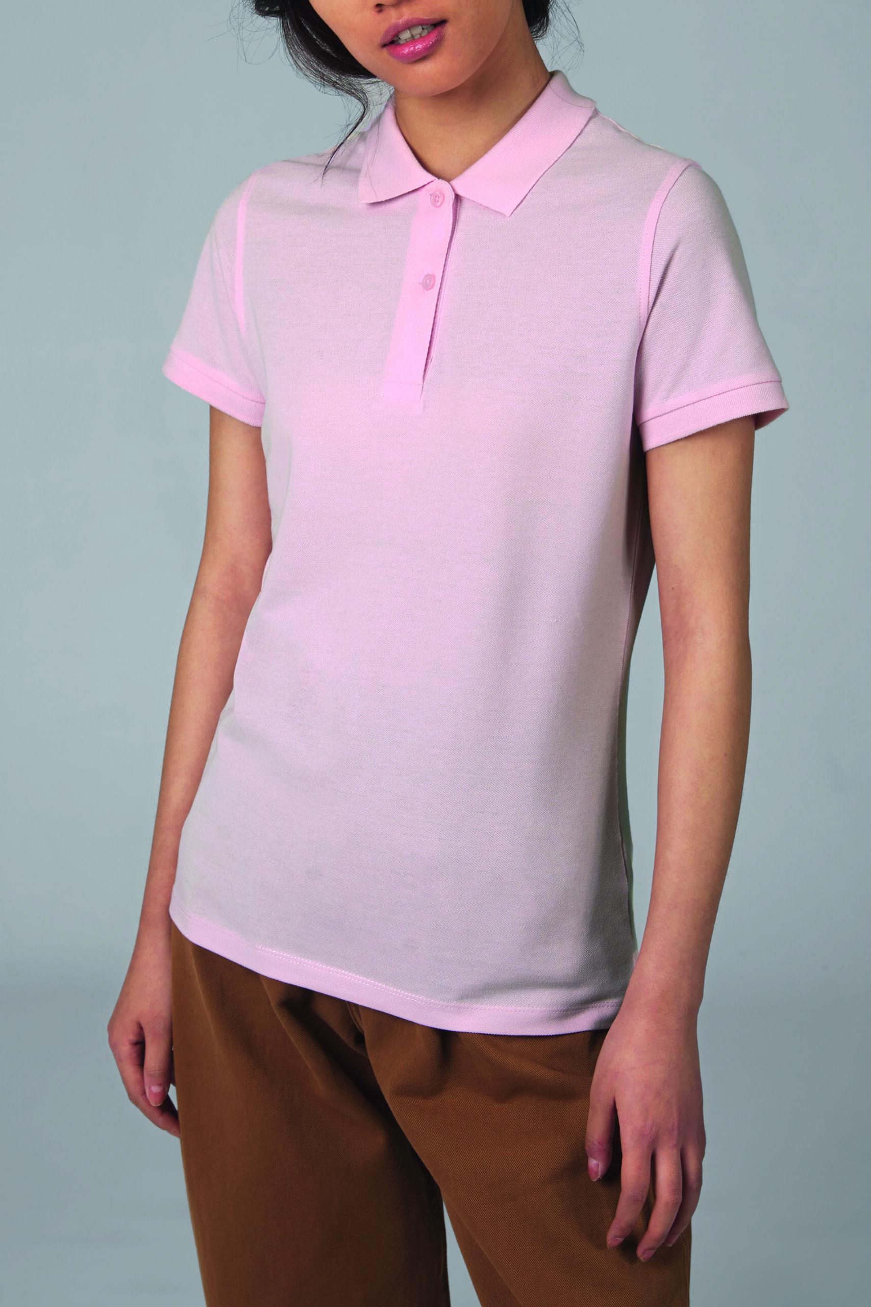 Økologisk Polo-shirt I En 170g/m2 Kvalitet Til Kvinder (BCPW440)