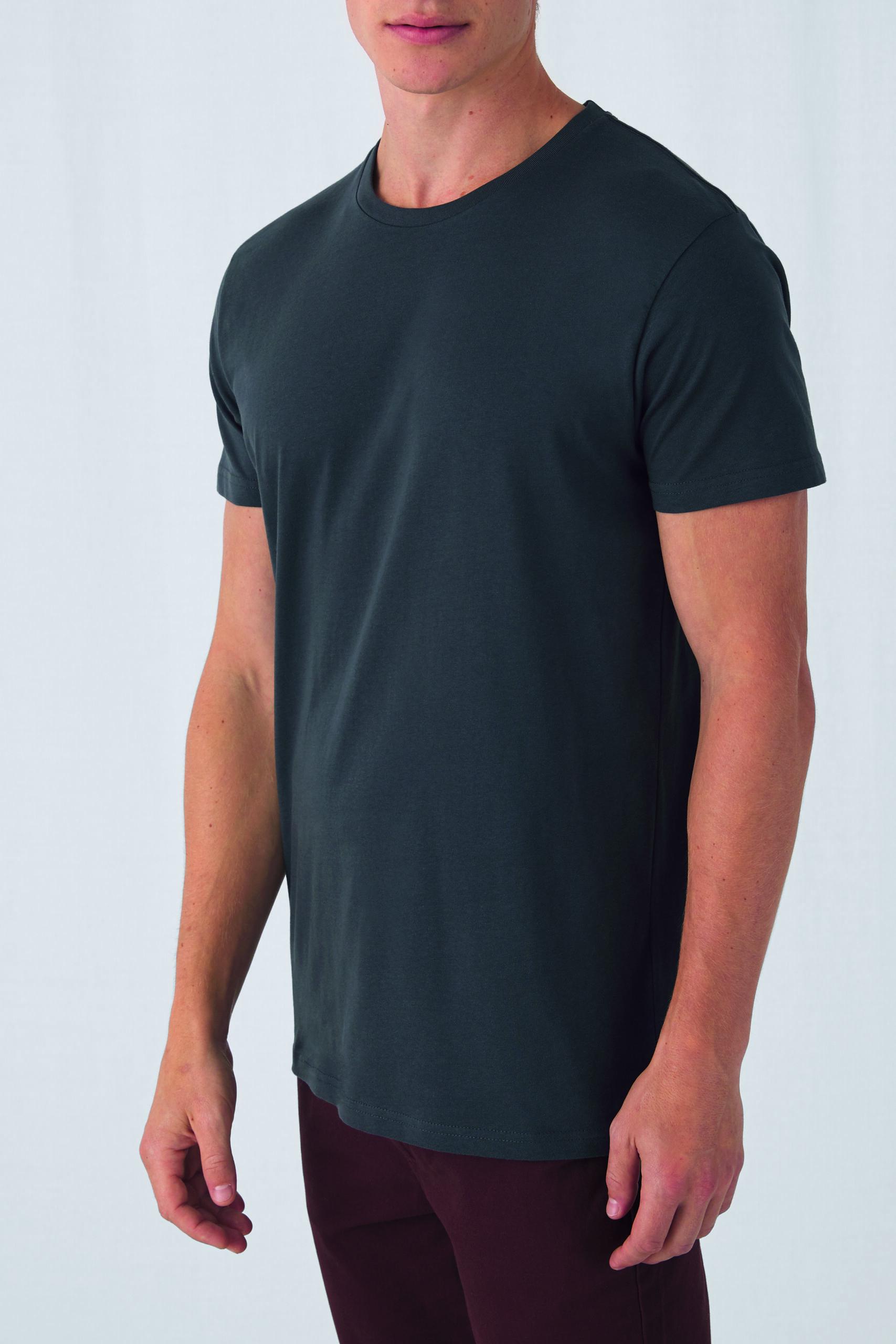Økologisk, Fair Wear Og Oekotex T-shirt Til Mænd I En 175g Kvalitet [BCTM048]