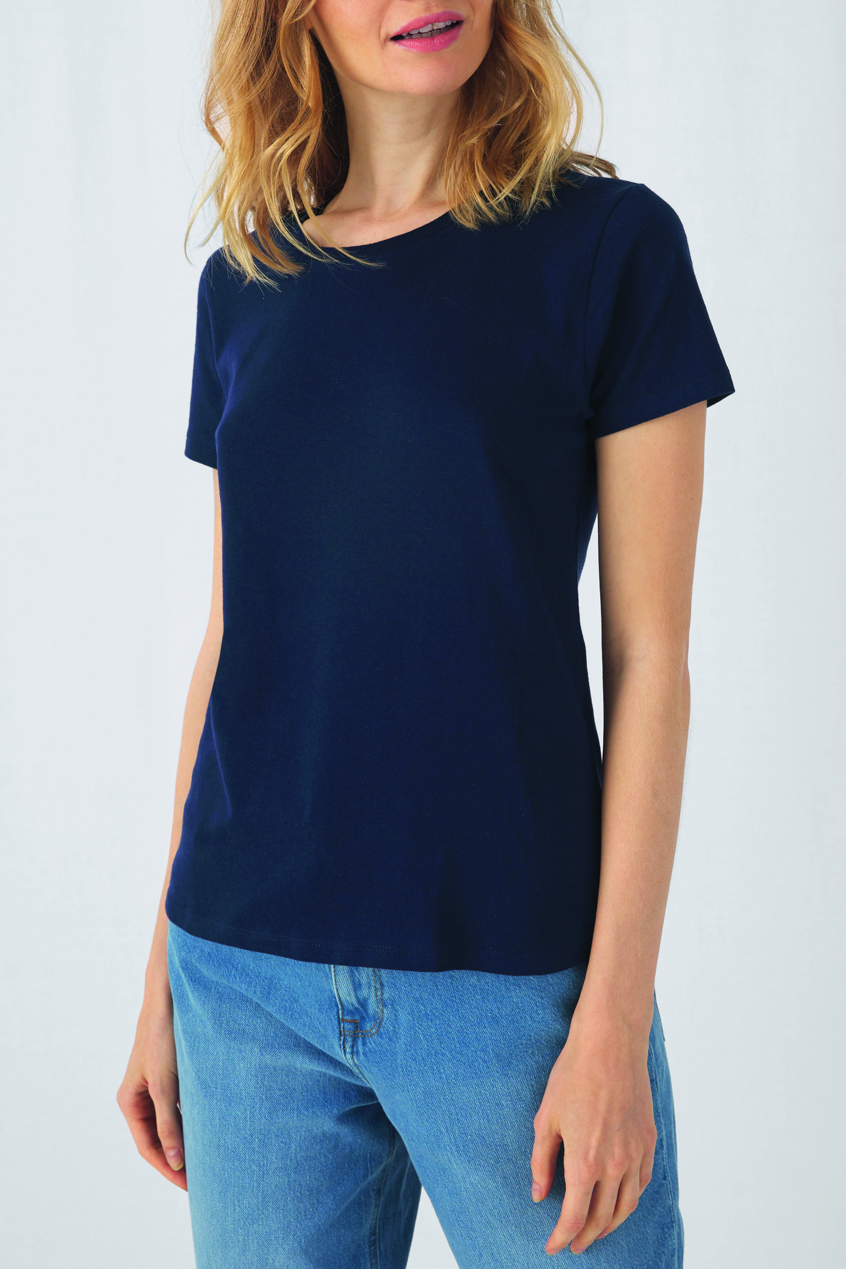 Økologisk, Fair Wear Og Oekotex T-shirt Til Kvinder I En 145g Kvalitet [ BCTW02T]