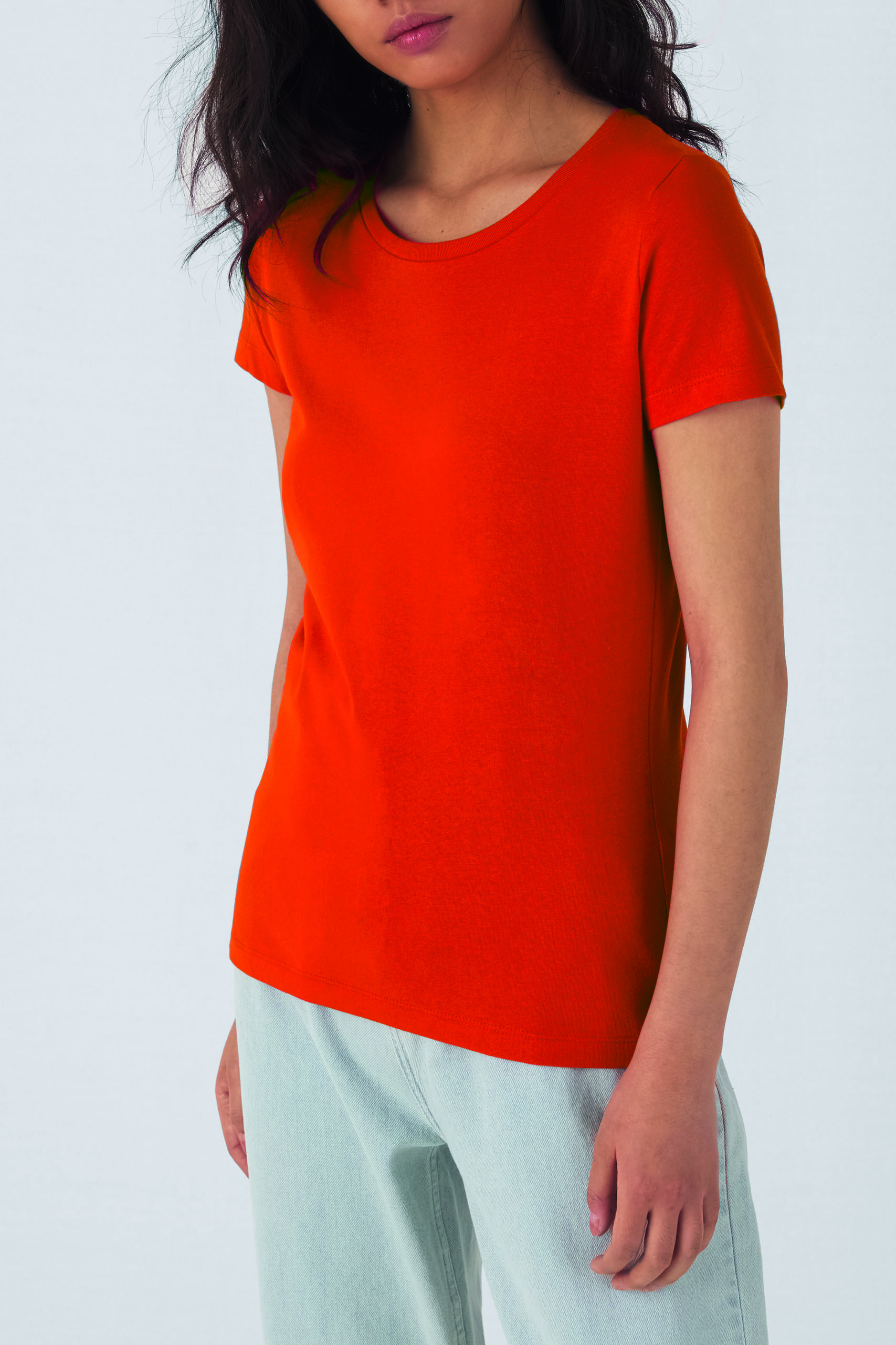 Økologisk, Fair Wear Og Oekotex T-shirt Til Kvinder I En 175g Kvalitet [BCTW049]