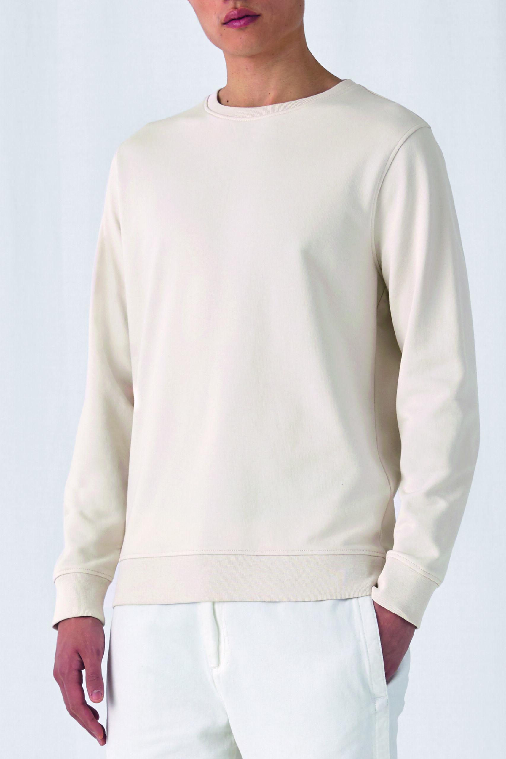 Økologisk Unisex Sweatshirt I En 280g/m2 Kvalitet [BCWU31B]