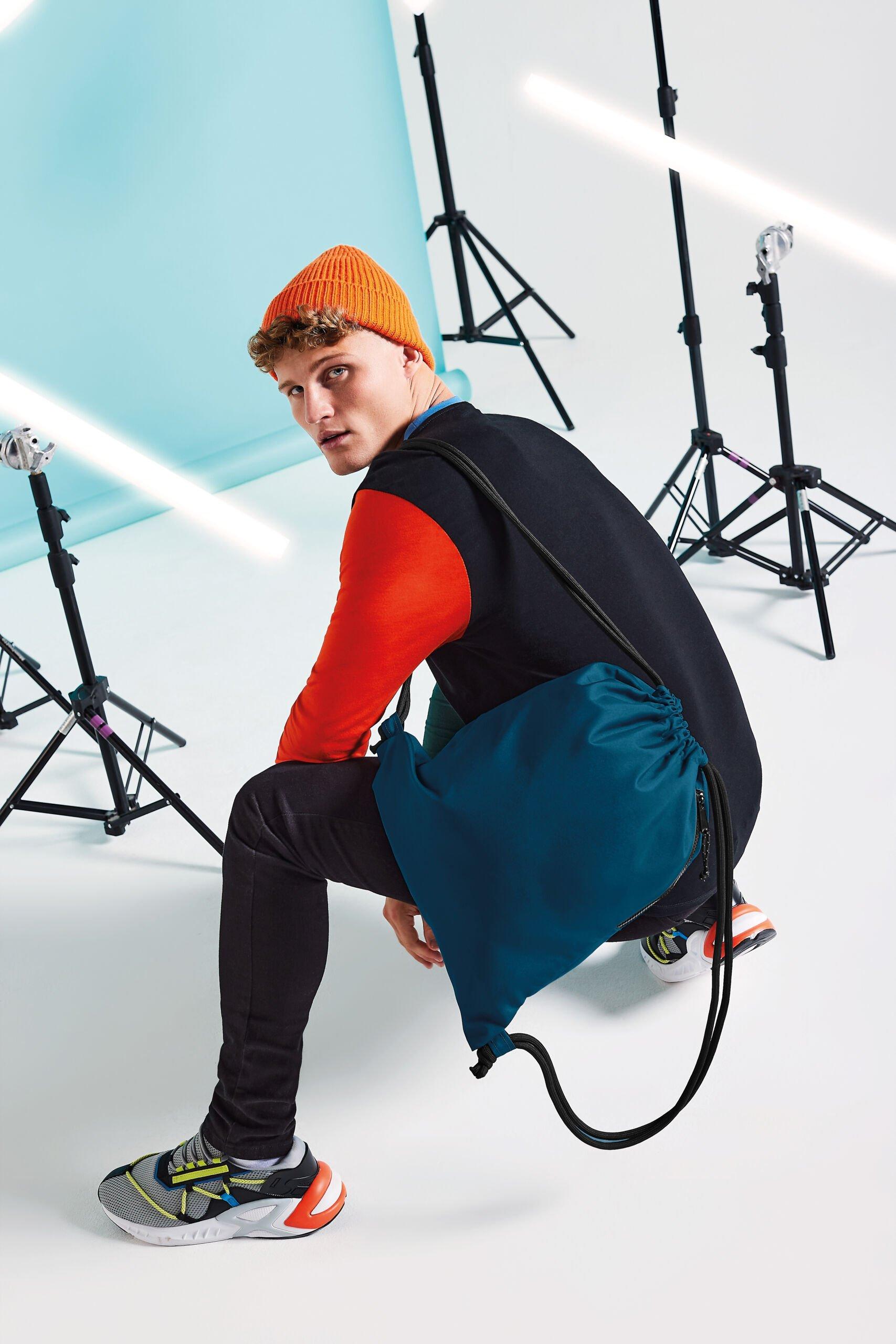 Gymnastikpose/rygsæk Af Genbrugt Polyester (BG281)