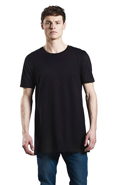 Herre økologisk Lang T-shirt I En 150g/m2 Kvalitet [EP13]
