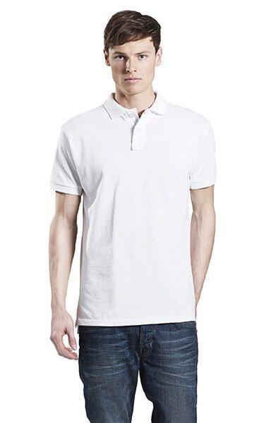 Herre økologisk Poloshirt I En 230g/m2 Kvalitet [EP20]