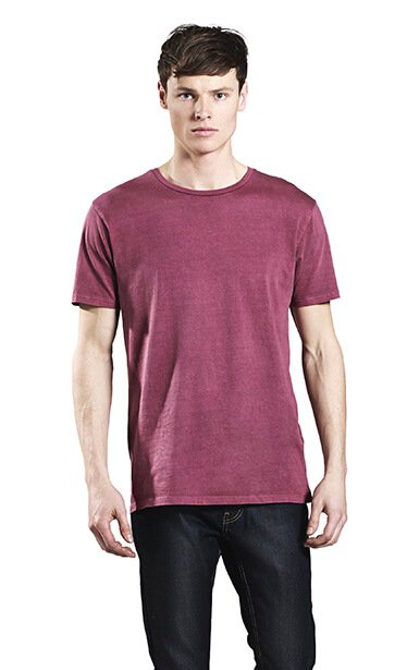 Herre økologisk T-shirt I En 150g/m2 Kvalitet [EP30]