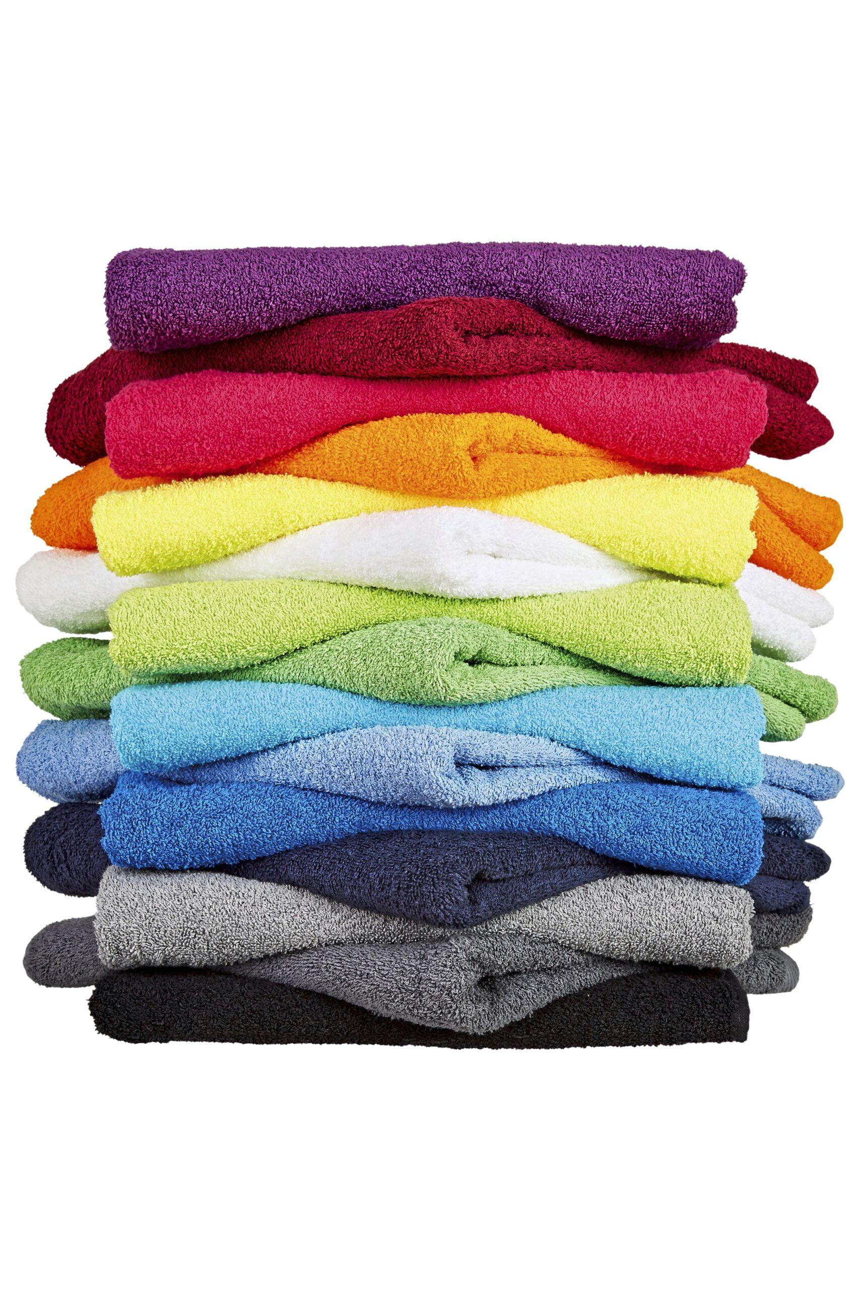Fairtrade Og Oekotex Badehåndklæde I En 450g/m2 Kvalitet [FT100D]