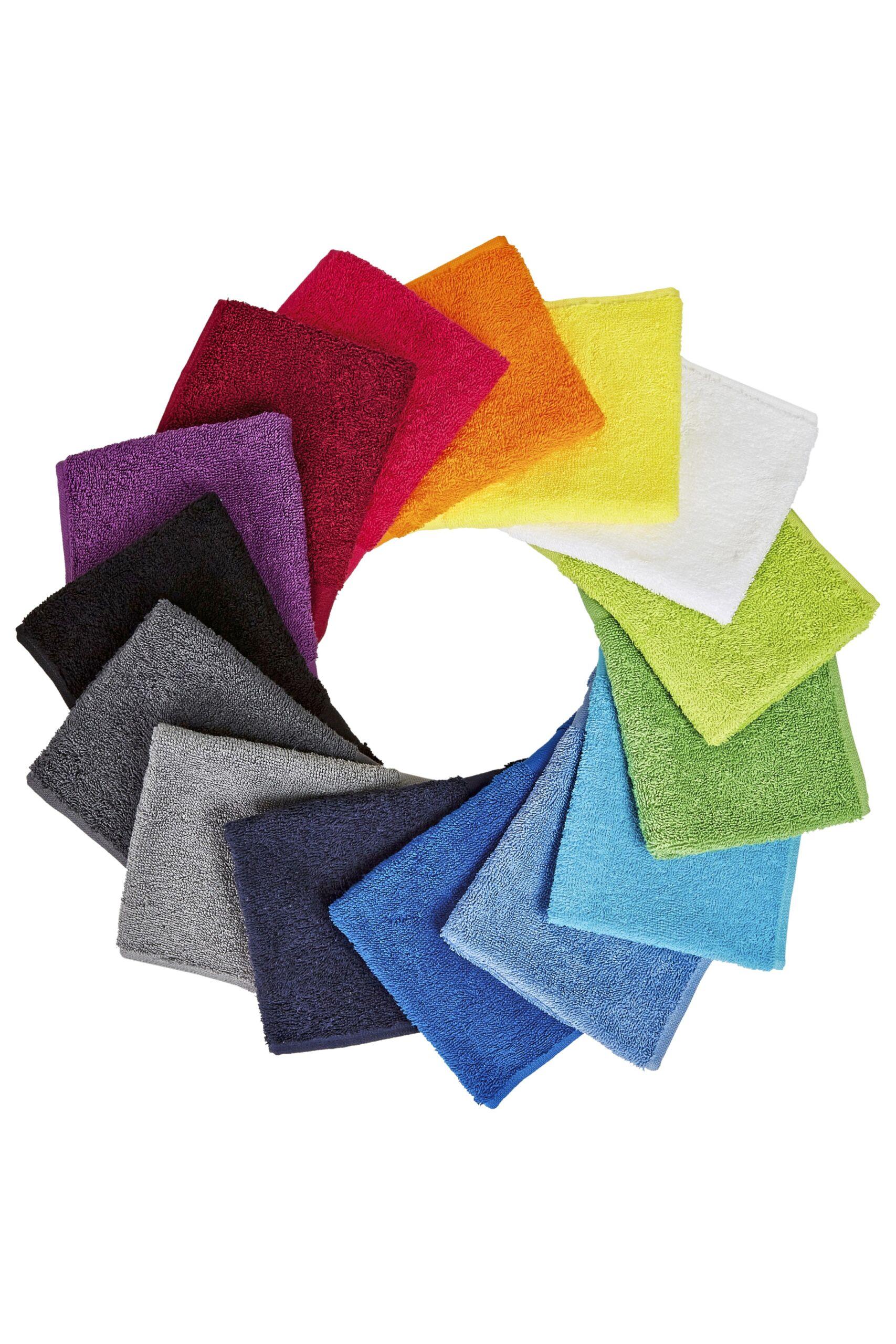 Fairtrade Og Oekotex Gæstehåndklæde I En 450g/m2 Kvalitet [FT100G]