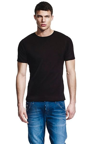 Herre T-shirt I En 240g/m2 Kvalitet [N03B]