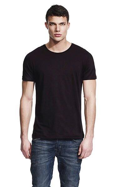 Herre T-shirt I En 115g/m2 Kvalitet [N24]