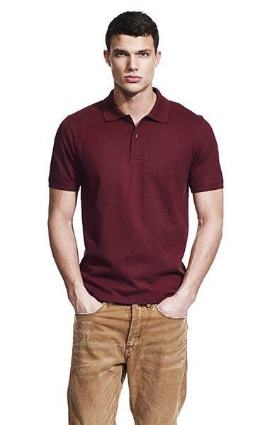Polo-shirt I En 165g/m2 Kvalitet Til Herrer
