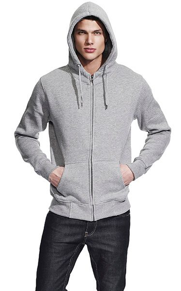 Herre Sweatshirt I En 320g/m2 Kvalitet [N52Z]