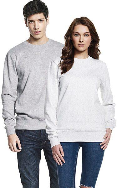 Herre Sweatshirt I En 320g/m2 Kvalitet [N62]