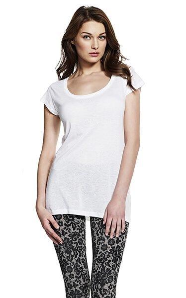 T-shirt Til Kvinder I En 120g/m2 Kvalitet [T41]