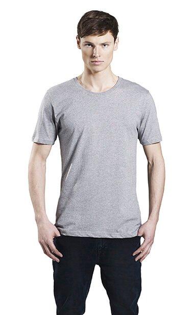 Herre Figursyet økologisk T-shirt I 155g/m2 [EP03]