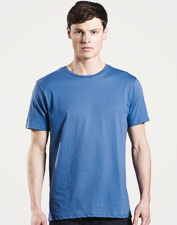 Herre Figursyet økologisk T-shirt I 150g/m2 [EP10]