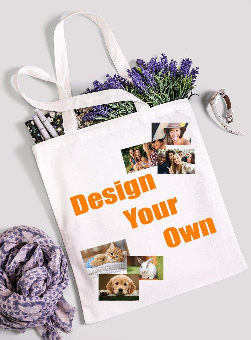Mulepose Med Tryk Og Eget Design